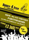 Flyer van Schepskermis - Dance4Free