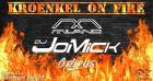 Flyer van Kroenkel On Fire