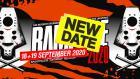 Flyer van RAMPAGE 2020 Weekend - New date!