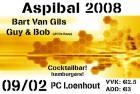 Flyer van Aspibal Loenhout