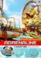 Flyer van Adrenaline
