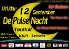Flyer van De Pulse Nacht