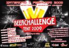 Flyer van BeerChallenge 2009