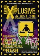 Flyer van Explusive