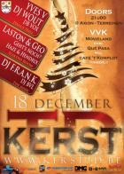 Flyer van Kerst TD 2008