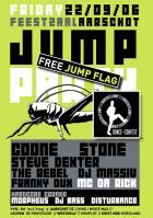 Flyer van Jump Release Party
