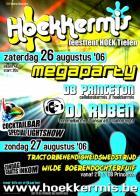 Flyer van Hoekkermis - Megaparty