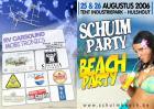 Flyer van Schuim Party