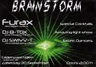 Flyer van Brainstorm