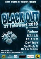 Flyer van Black Out