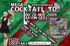Flyer van Mega Cocktail TD