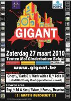 Flyer van Gigant