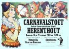 Flyer van Nacht van Herenthout