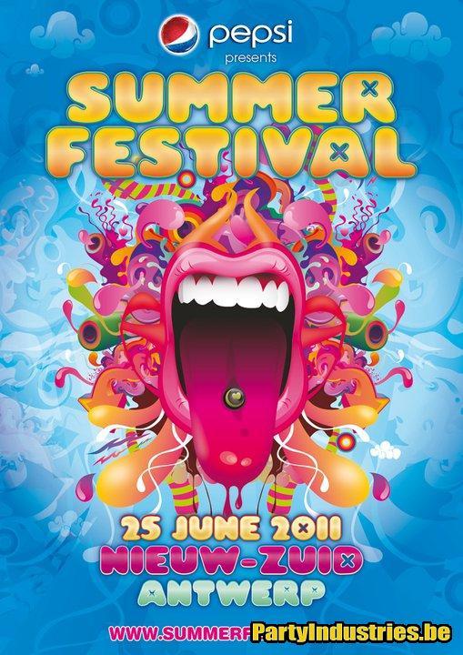 Nieuws afbeelding: Summerfestival 2011: The best way to start your summer !