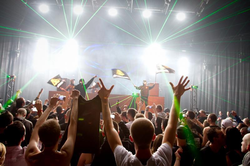 Nieuws afbeelding: Review: Hardcore Universe 2011 in Lotto Arena Antwerpen
