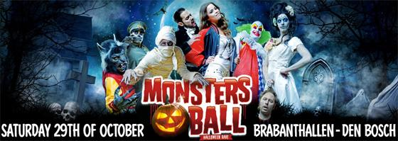 Nieuws afbeelding: Monsters Ball Timetable en final info..
