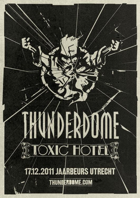 Nieuws afbeelding: Thunderdome Toxic Hotel: Neophyte & Tha playah