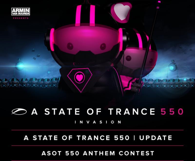 Nieuws afbeelding: State of trance 550 | update