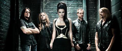 Nieuws afbeelding: Evanescene @ Lotto Arena - 07-06-2012