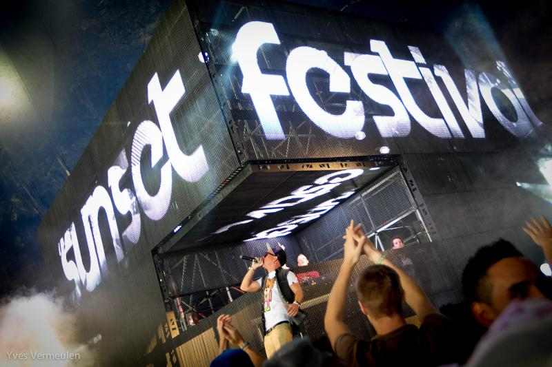 Nieuws afbeelding: Summer ain't over until Sunset.. Festival 2012!