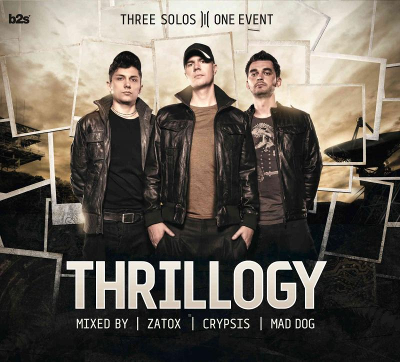 Nieuws afbeelding: Thrillogy 2012 - Compilation out now