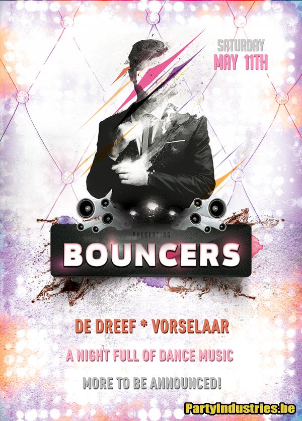 Nieuws afbeelding: Opkomende DJ talenten gezocht voor Bouncers (11/05/2013)