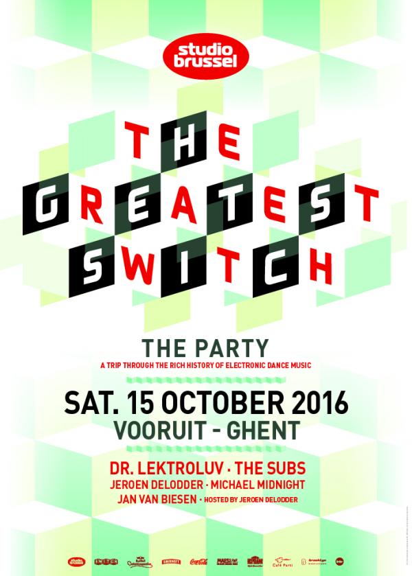 Nieuws afbeelding: The Greatest Switch countdown & party!