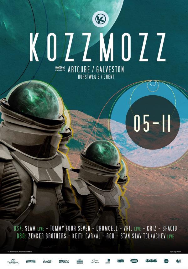 Nieuws afbeelding: 21 Years Kozzmozz: The Void