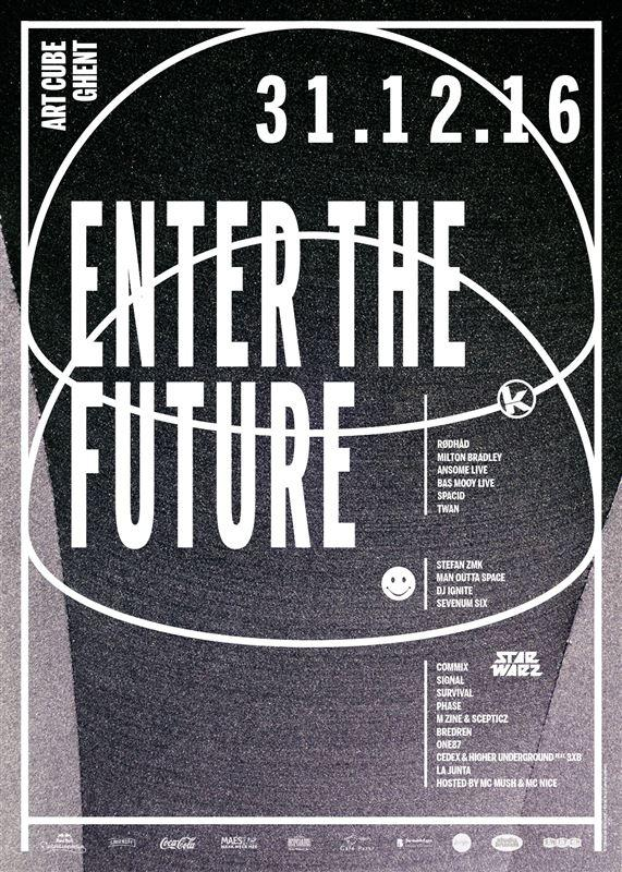 Nieuws afbeelding: Enter The Future: Kozmozz, Star Warz & Retro Acid verenigd op NYE!