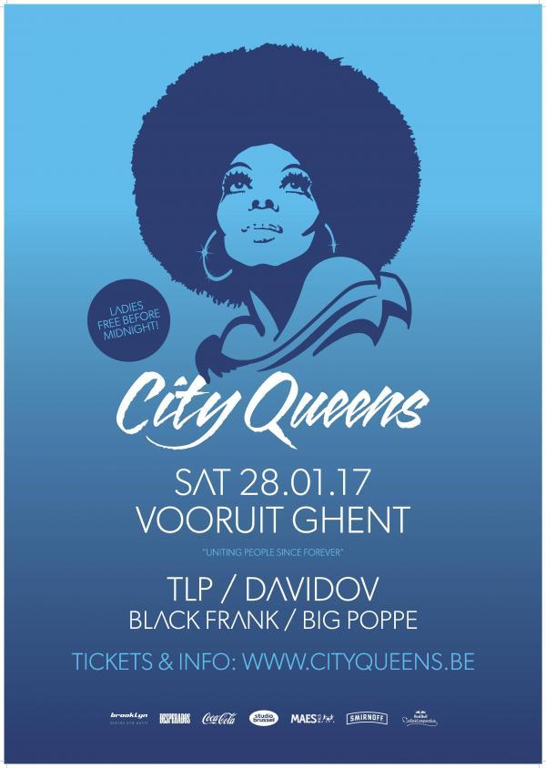 Nieuws afbeelding: City Queens presenteert een all resident editie op 28 januari!