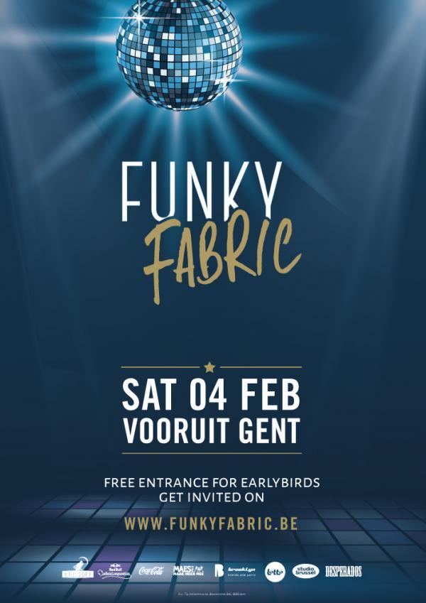 Nieuws afbeelding: Nieuwe editie van Funky Fabric!