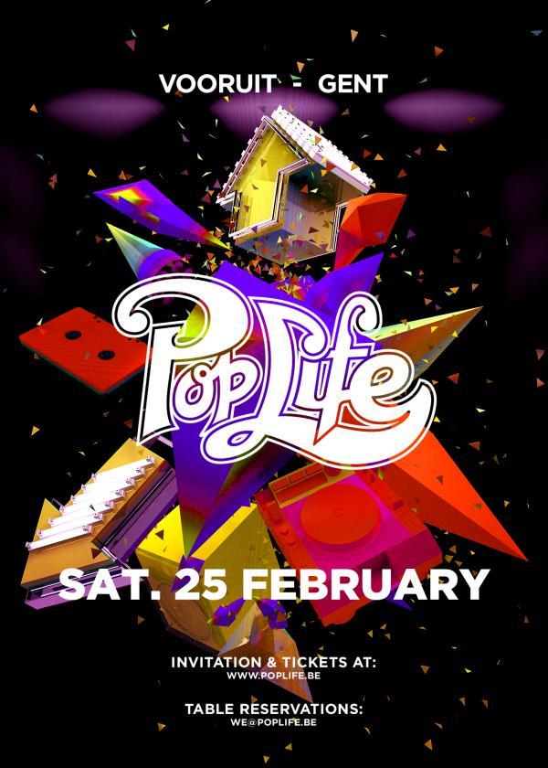 Nieuws afbeelding: Poplife: I Feel Love!