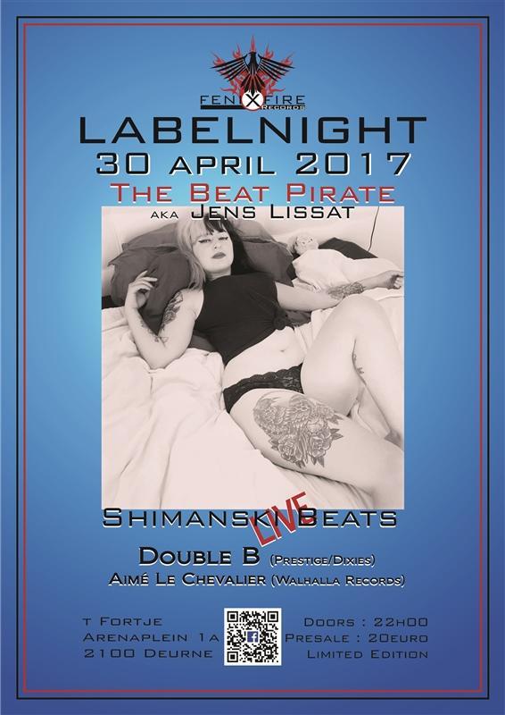 Nieuws afbeelding: FenixFire Records stelt tweede release voor op tweede labelnight!