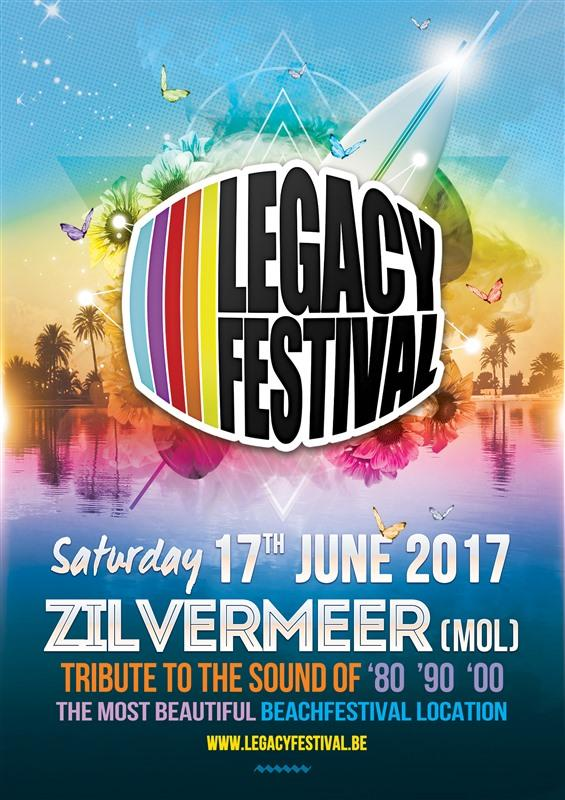 Nieuws afbeelding: Legacy Festival is back!
