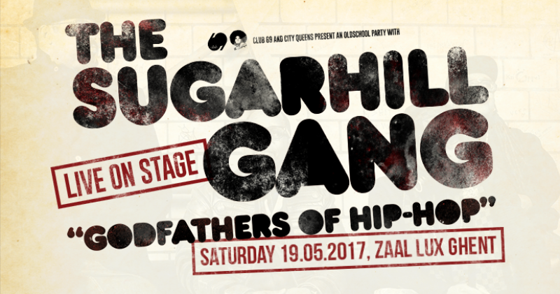 Nieuws afbeelding: The Sugarhill Gang Live @ LUX