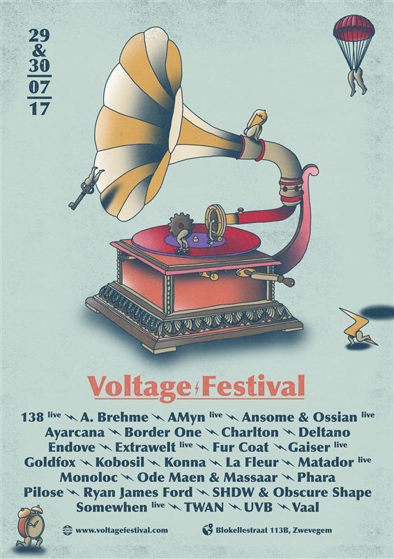 Nieuws afbeelding: Voltage Festival 2017