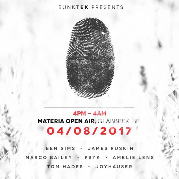 Nieuws afbeelding: Marco Bailey brengt MATERIA Open Air naar Glabbeek