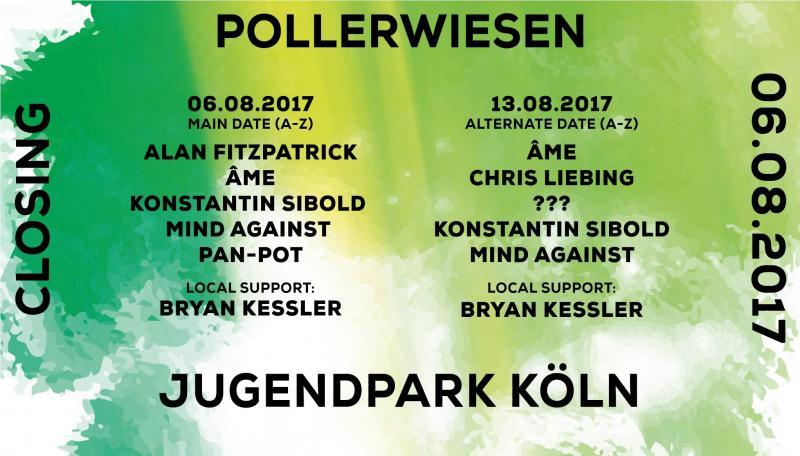 Nieuws afbeelding: Pollerwiesen Closing op 6 of 13 augustus