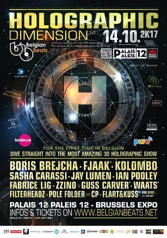 Nieuws afbeelding: Holographic Dimension 1.0