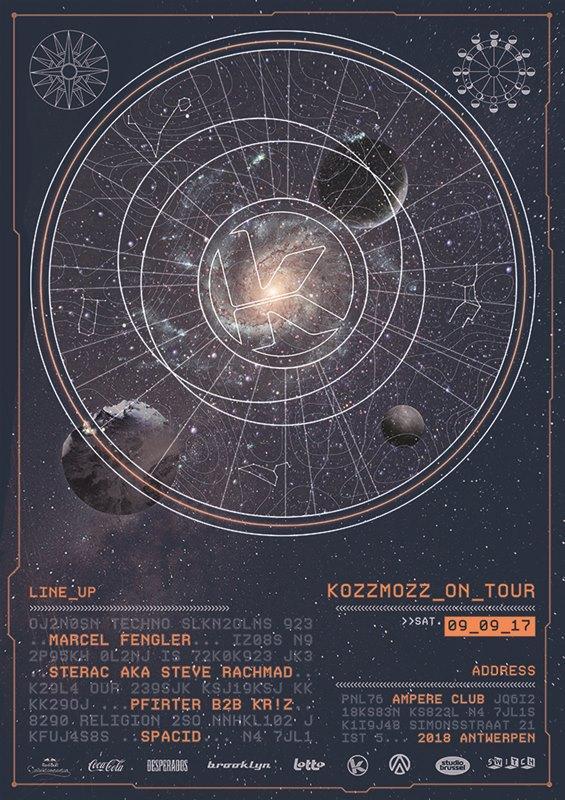 Nieuws afbeelding: Kozzmozz on Tour: Beyond the Final Frontier