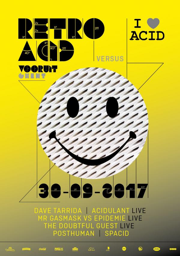 Nieuws afbeelding: Retro Acid invites I Love Acid from the UK