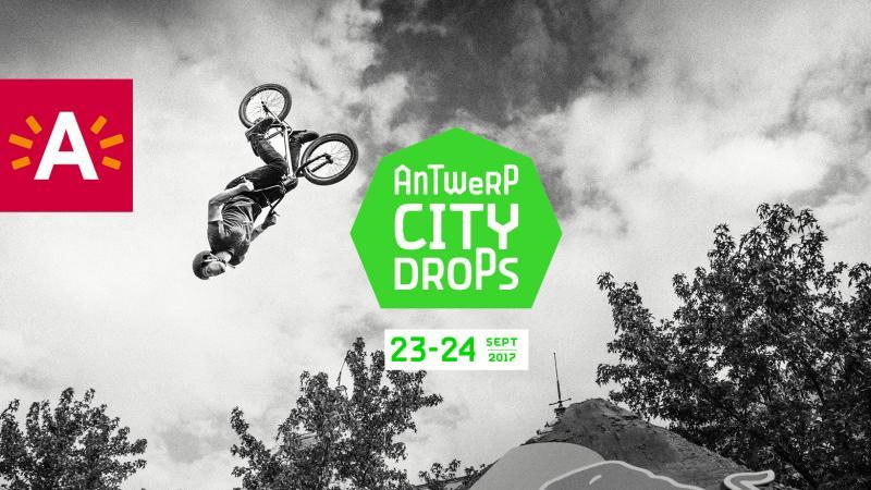 Nieuws afbeelding: Antwerp City Drops
