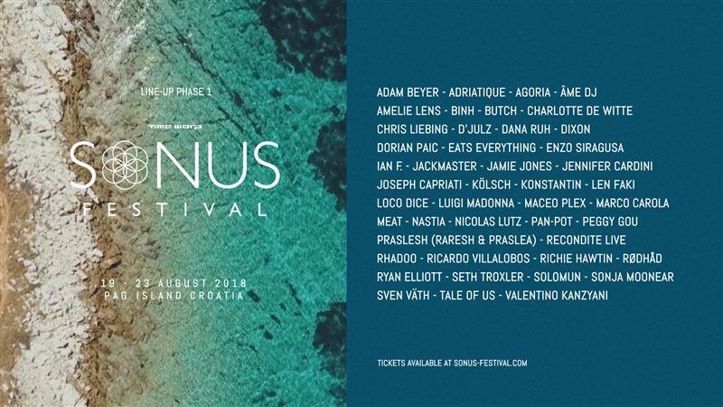 Nieuws afbeelding: Sonus Festival lost eerste 45 namen !