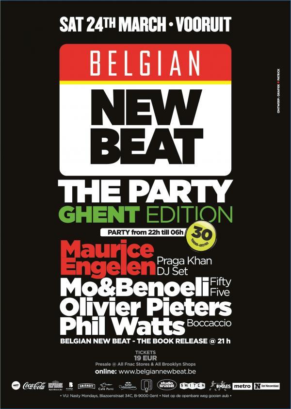Nieuws afbeelding: 30 Jaar Belgian New Beat
