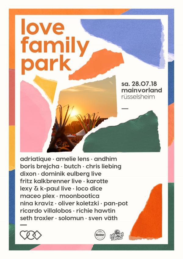 Nieuws afbeelding: Love Family Park is terug!