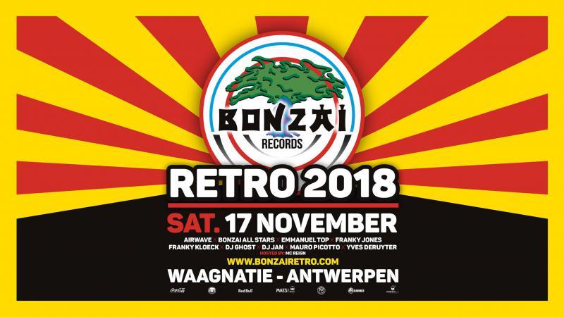 Nieuws afbeelding: Bonzai Retro strijkt voor 5de keer neer in Antwerpen