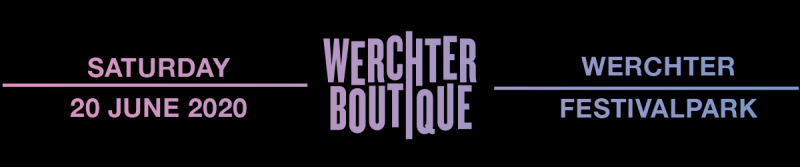 Nieuws afbeelding: Line-up Werchter Boutique 2020 rond!