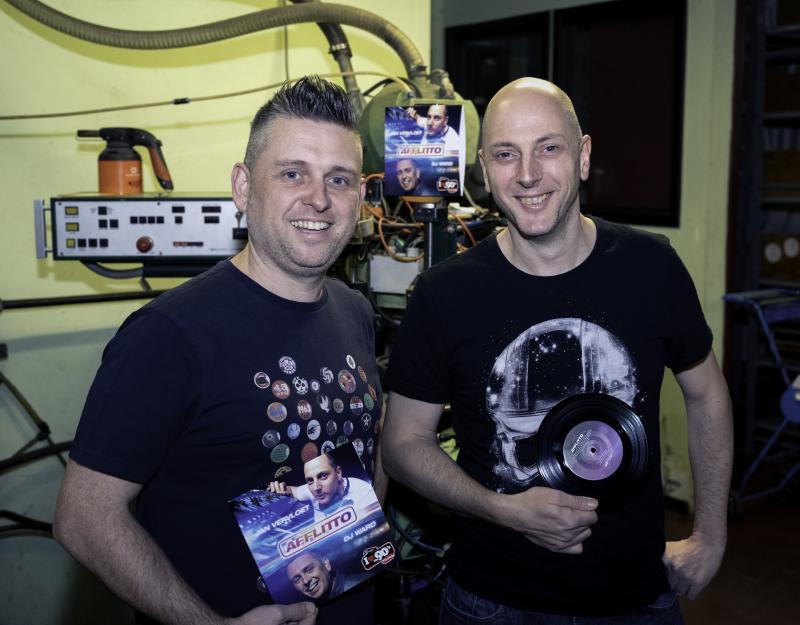 Nieuws afbeelding: DJ Jan Vervloet & DJ Ward - 'Afflitto'