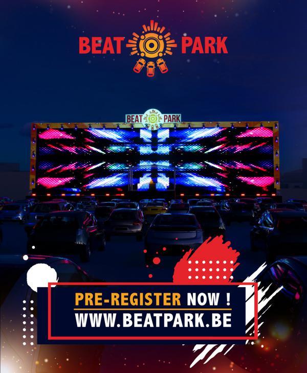 Nieuws afbeelding: Drive-in festival 'Beat Park' wil de zomer veroveren met feest in eigen auto