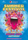 Nieuws thumbnail: Summerfestival 2011: The best way to start your summer !